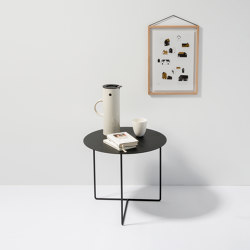 Solid 01 Side Table | Mesas auxiliares | weld & co
