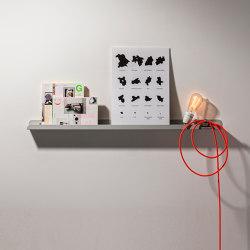 Solid 03 Wall Shelf | Estantería | weld & co