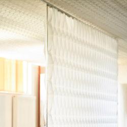 Diabolo Partition | Sound absorbing room divider | PROCÉDÉS CHÉNEL