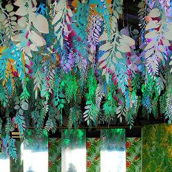 Vegetal Ceiling   Suspended ceilings   PROCÉDÉS CHÉNEL