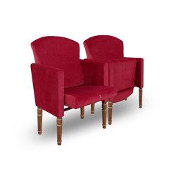Giada P | Auditorium seating | Caloi by Eredi Caloi