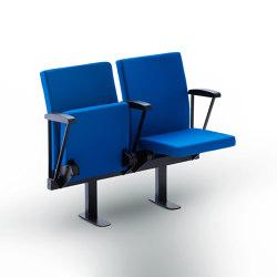 Aura ZN | Auditorium seating | Caloi by Eredi Caloi