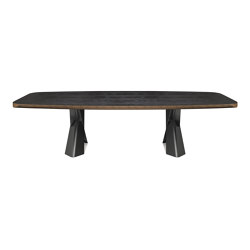 Mad Max Wood | Dining tables | Cattelan Italia