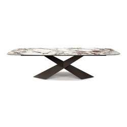Tyron Keramik | Dining tables | Cattelan Italia