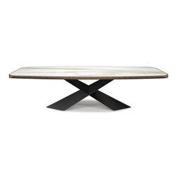 Tyron Keramik Premium | Dining tables | Cattelan Italia