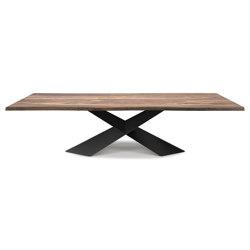 Tyron Wood | Dining tables | Cattelan Italia