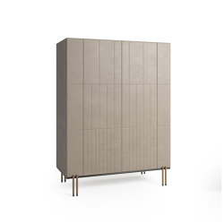 Soft Ratio high & low cabinet | Sideboards | Paolo Castelli
