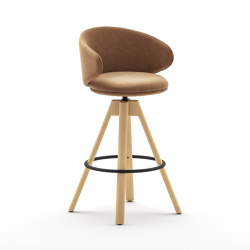 Belle ST 4WL | Bar stools | Arrmet srl