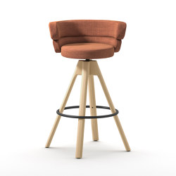 Dam ST 4WL | Bar stools | Arrmet srl