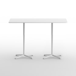 Clivo Double 108 | Contract tables | Arrmet srl