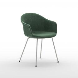 Màni Armshell fABRIC 4L ns | Stühle | Arrmet srl
