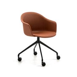 Màni Armshell Fabric HO-4 | Stühle | Arrmet srl