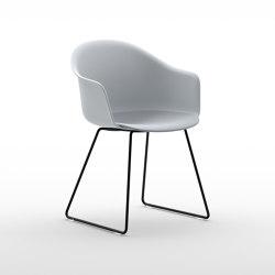 Màni Armshell Plastic SL ns | Chairs | Arrmet srl