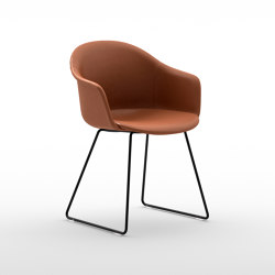 Màni Armshell fabric SL ns | Chairs | Arrmet srl