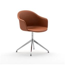 Màni Armshell Fabric SP | Stühle | Arrmet srl