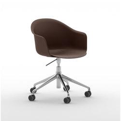 Màni Armshell Plastic HO | Stühle | Arrmet srl