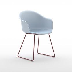 Màni Armshell Plastic SL ns | Stühle | Arrmet srl