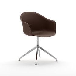 Màni Armshell Plastic SP | Stühle | Arrmet srl
