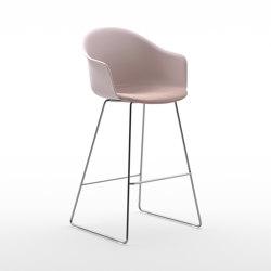 Màni Armshell Plastix ST SL | Bar stools | Arrmet srl