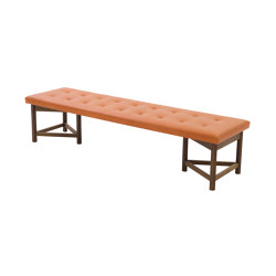 Kolmiojalka bench | Benches | Ornäs