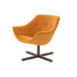 Mandariini lounge chair | Chairs | Ornäs