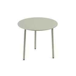 Table d'appoint August Eucalyptus vert | Tables d'appoint | Serax
