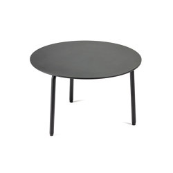 Table d'appoint August noir | Tables d'appoint | Serax