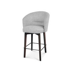 Amélie Stool | Bar stools | Minotti