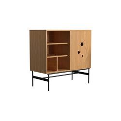 Dapple Cabinet Medium 1 door sliding | Sideboards | VAD AS
