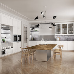 Filò | Fitted kitchens | Euromobil