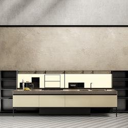 Sei | architecture #2 | Cocinas integrales | Euromobil