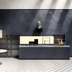 Sei | architecture #3 | Cocinas integrales | Euromobil