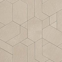 Boost Pro Cream Mosaico Shapes 31x33,5 | Ceramic mosaics | Atlas Concorde