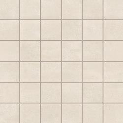Boost Pro Ivory Mosaico 30x30 | Ceramic mosaics | Atlas Concorde