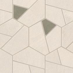 Boost Pro Ivory Mosaico Hex Olive 25x28,5 | Mosaicos de cerámica | Atlas Concorde
