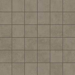 Boost Pro Taupe Mosaico 30x30 | Ceramic mosaics | Atlas Concorde