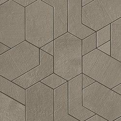 Boost Pro Taupe Mosaico Shapes 31x33,5 | Keramik Mosaike | Atlas Concorde
