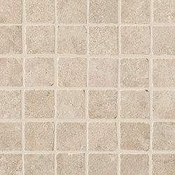 Lims Beige Mosaico Tumbled 30x30 | Piastrelle ceramica | Atlas Concorde