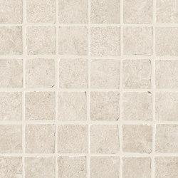 Lims Ivory Mosaico Tumbled 30x30 | Piastrelle ceramica | Atlas Concorde