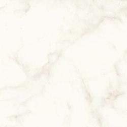 Marvel Shine Calacatta Delicato 75x75 Silk | Ceramic tiles | Atlas Concorde