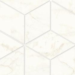 Marvel Shine Calacatta Delicato Esagono 30x35 Lapp | Ceramic tiles | Atlas Concorde