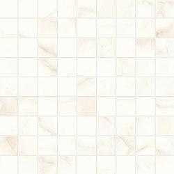 Marvel Shine Calacatta Delicato Mosaico 30x30 | Baldosas de cerámica | Atlas Concorde