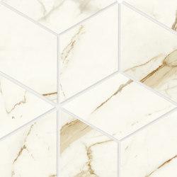 Marvel Shine Calacatta Imperiale Esagono 30x35 | Ceramic tiles | Atlas Concorde