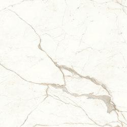 Marvel Shine Calacatta Prestigio 160x320 Lapp | Ceramic tiles | Atlas Concorde
