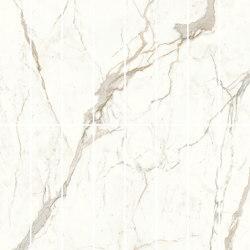 Marvel Shine Calacatta Prestigio Scenic Bookmatch A/B Lappato | Keramik Fliesen | Atlas Concorde