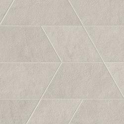 Prism Cloud Mosaico Maze 31x44,6 Silk | Ceramic mosaics | Atlas Concorde