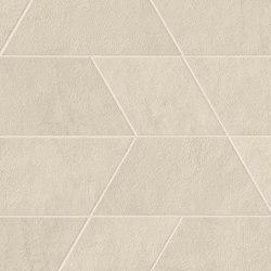 Prism Cord Mosaico Maze 31x44,6 Silk | Ceramic mosaics | Atlas Concorde