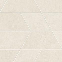 Prism Cotton Mosaico Maze 31x44,6 Silk | Ceramic mosaics | Atlas Concorde