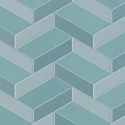 Prism Dusk Wiggle 30,6x32,4 | Ceramic tiles | Atlas Concorde