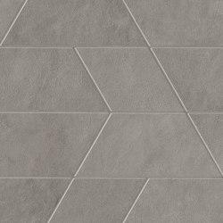 Prism Fog Mosaico Maze 31x44,6 Silk | Ceramic mosaics | Atlas Concorde